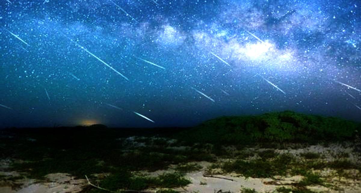 Peristiwa Langit Mei, Hujan Meteor Siap Temanimu