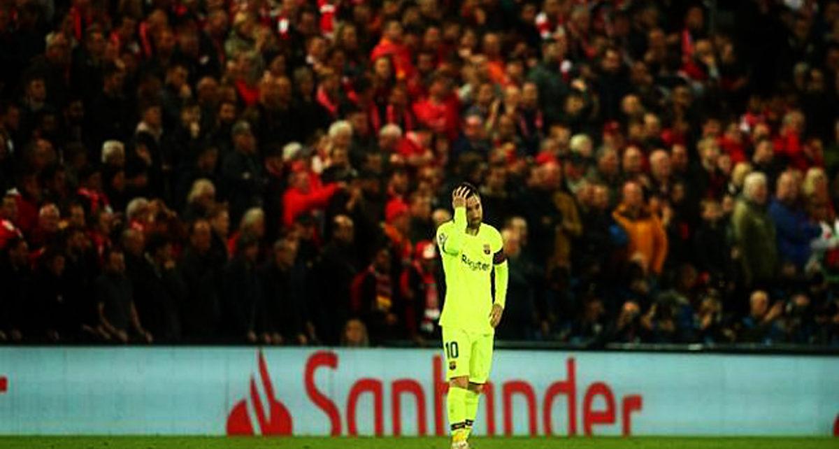 Kembali ke Barcelona, Messi Dapat Cemooh dari Suporter Tim Sendiri