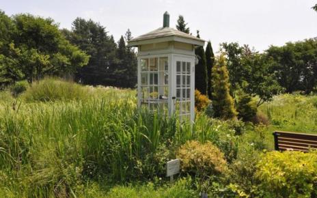 Kota Ini Punya Bilik Telepon Berkomunikasi Orang Mati