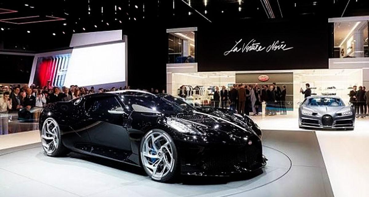 Baru Dibeli Seharga Rp 28 Miliar, Bugatti Aktor AS Disenggol Nenek-nenek