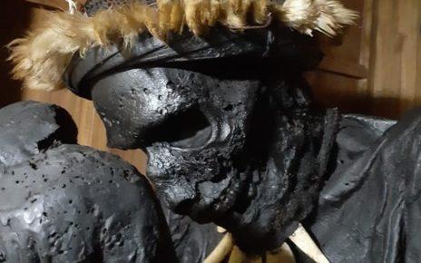 Mumi Pumo di Wamena Menunggu Berakhirnya Corona
