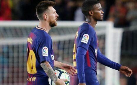 2021 Tahun Terakhir Messi di Barcelona. Lionel Messi sudah mengubah pendiriannya soal hengkang dari Barcelona musim ini. Messi bersedia habiskan sisa kontr