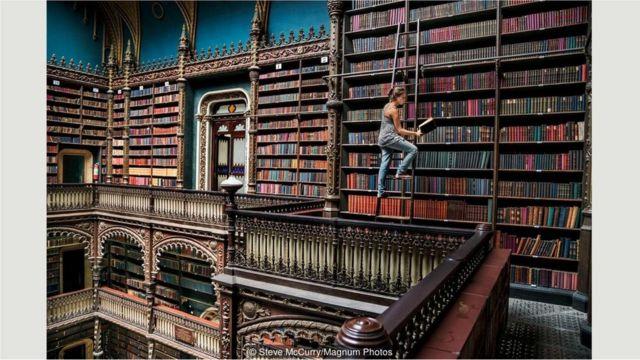 Ini Dia Beberapa Perpustakaan Misterius Di Dunia