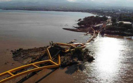 Ini Dia Beberapa Bencana Tsunami Yang Mengerikan Di Indonesia
